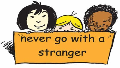 Never Go with a Stranger