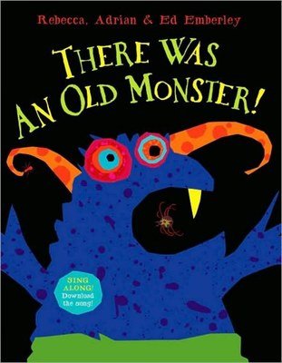 There was and old Monster