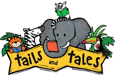 Tails and Tales Summer Reading 2021