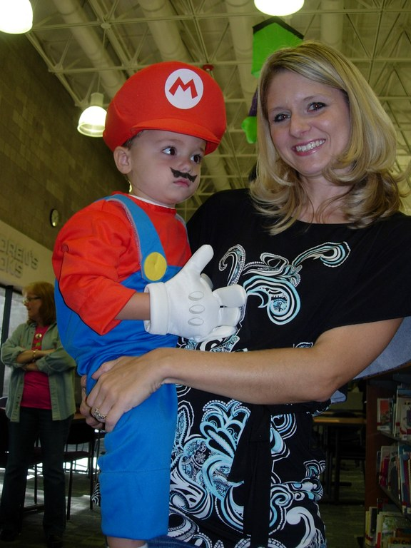 """""""It's-a me, Mario!"""""""