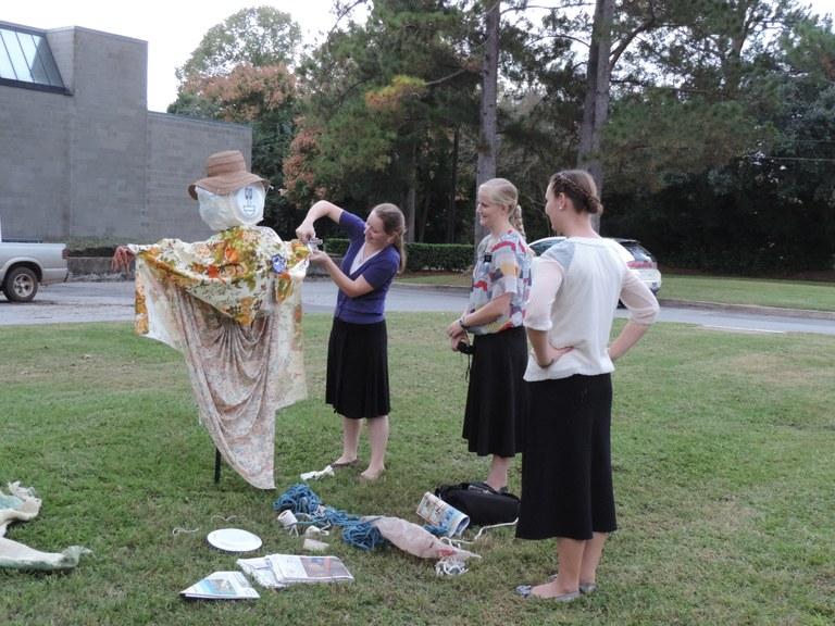 Scarecrow Exhibition