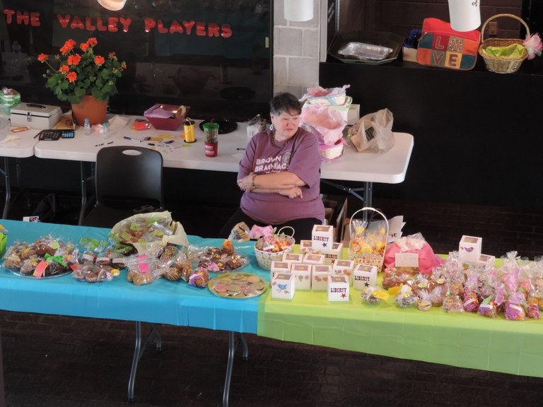 Library Bake Sale