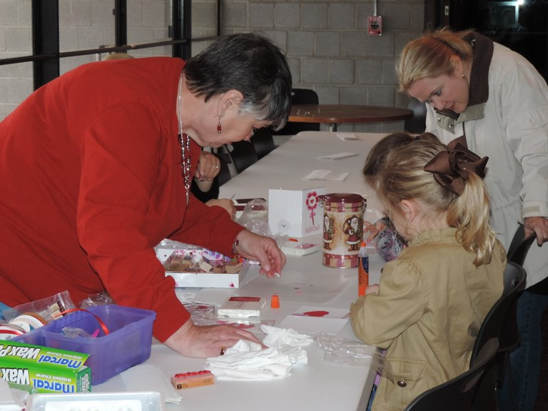 Valentine Card Workshop